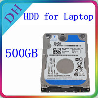 genuine 500g hdd SATA 2.5 5400rpm 8MB laptop hard disk prices in china
