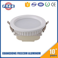 Direct selling cob 5w aluminum led downlight housing made in China