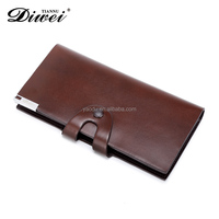Top quality Unisex Gender genuine leather Material craft wallets