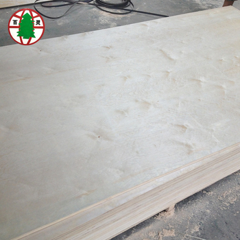 Commercial Pine Plywood Sheet For Concrete Use