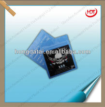 Multipurpose transparemt bags plastic packaging zipper bag oxygen resistance