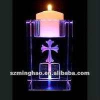 exquisite acrylic candle holder; acrylilc church candle stand