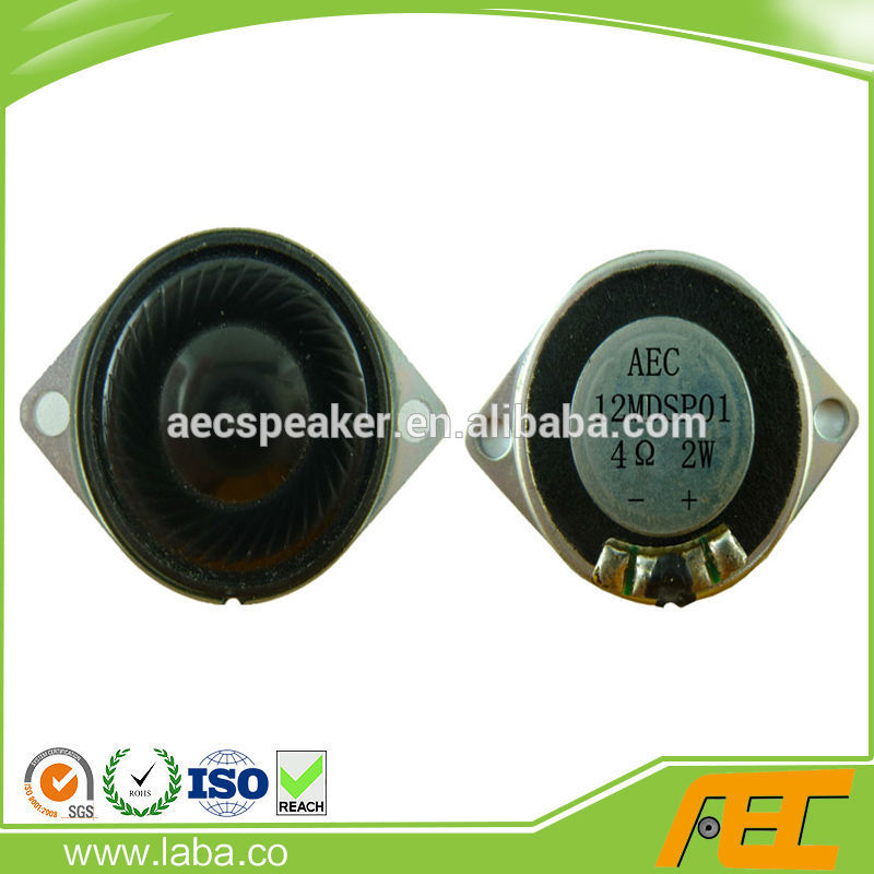 Micro Mylar Speaker for Mobile Phone Tablet PC Digital Camera PDA PSP 28mm 4ohm