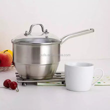 stainless steel soup pot stainless steel cook pot milk pot