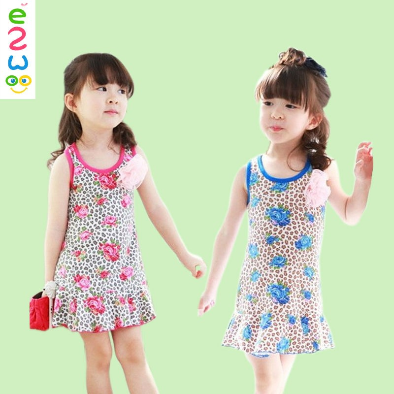 Best Selling Products Party Cotton Frock Designs Kids Girls Dresses For Wholesale