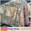 Walling Beauty Granite Background Shangri-La Slabs