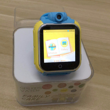 Child gps locator watch 3G WCDMA Kids smart watch gps watch phone for kids children