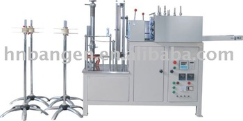 Alcohol cotton swab packing machine