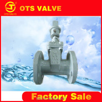 ZV-LY-008 ductile iron stem gate valve pn16