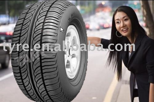 passenger car tire long life