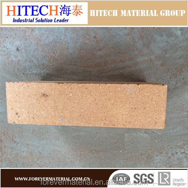 Low price heat insulation Clay Refractory Brick for chimney ducts