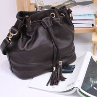 Korea Genuine Leather Bags Handbags - N15