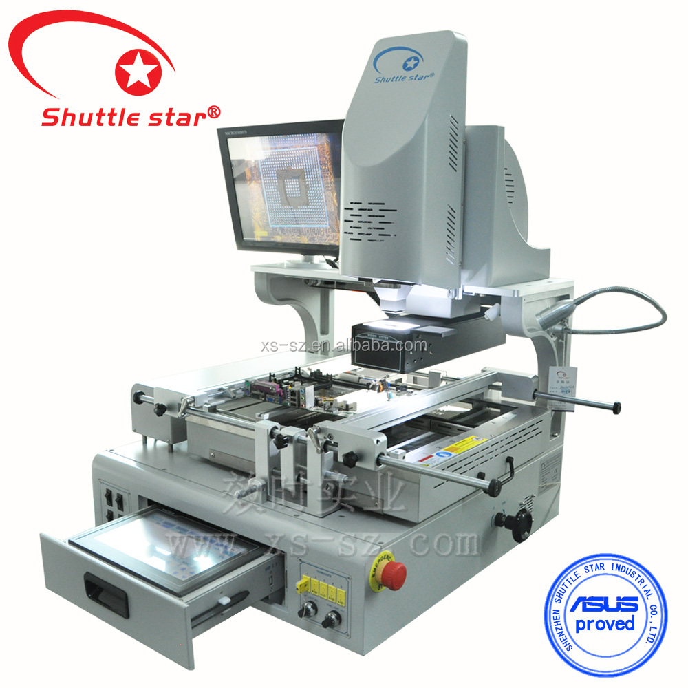 Shuttle Star SV560A smt hot air soldering station for iphone/samsung/ASUS/LG/iMAC