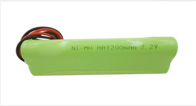 rechargeable ni-mh battery for Power tools rechargeable battery for toys Safe and reliable ni-mh aa rechargeable battery 1200mah