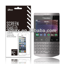 Factory Price Cell Phone Screen Protector for Blackberry Porsche Design oem/odm (Anti-Glare)