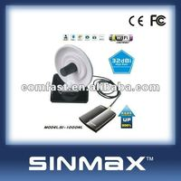 Usb wifi network card Sinmax SI-900WN high power wireless usb adapter