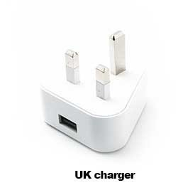 Wholesale price colored wall 2 usb ports 2.1A output for iphone 5 charger