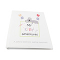 Popular New Style Hardcover English Children Memories Book