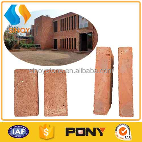 Building used clay old brick for sale