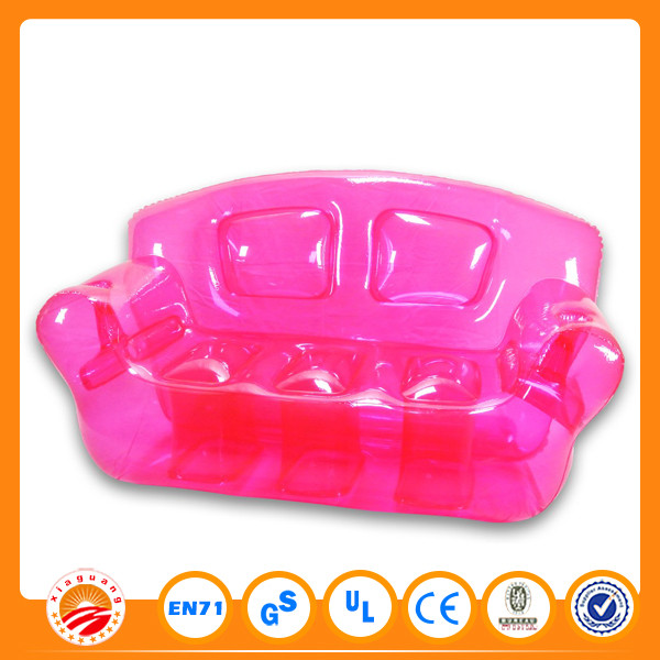 Big promotion 200USD discount inflatable sofa for sale inflatable lip sofa