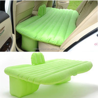 Hot Selling Super Thick PVC Back Seat Cushion Air Mattress Car Inflatable Bed