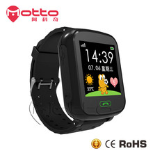 OEM brand wholesale cheap price of 1.44 inch colorful touch screen smart watch phone for kids