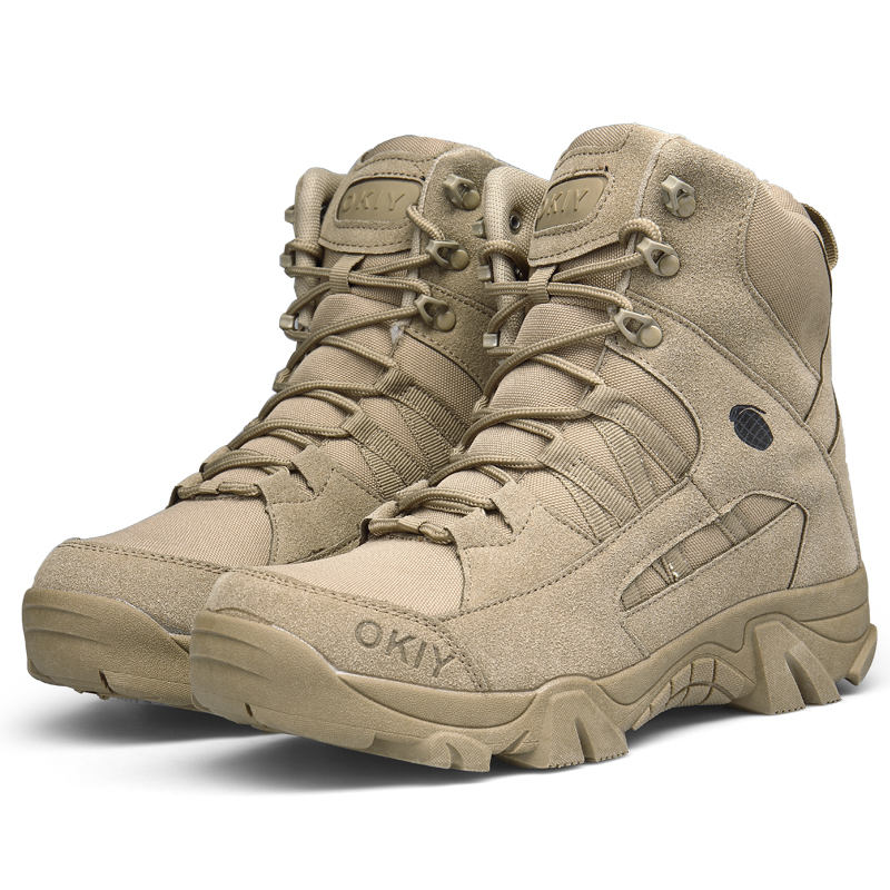 wholesale desert lace up army commando <strong>boots</strong>