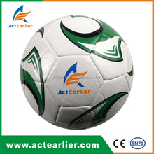 customize your own mini balls high quality leather ball PVC leather size 2 soccer balls