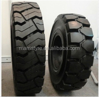 Industrial OTR Tyre, off Road Forklift Solid Tire