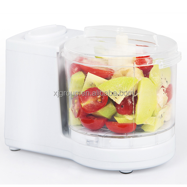 Household food chopper with 300ml bowl XJ-2K257