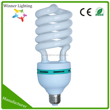 Drop Shipping 75w energy saving lamp half spiral cfl bulbs wholesale