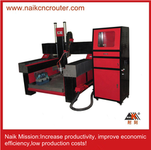 technological 3d sculpture, pottery carving cnc router machine with goog price China