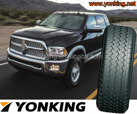 China Yonking Brand Radial Light Truck Tire for UK market 175r16c