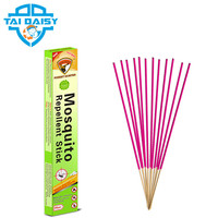 China supply cheap price best mosquito fly killer / mosquito incense stick bamboo core with high quality