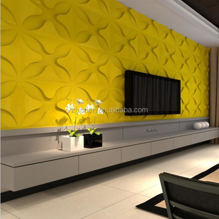 Nice Decorative Plastic Wall Covering Vignette - Wall Art Design ...