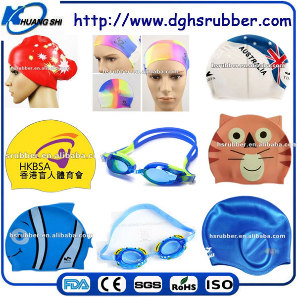 Hot Sale Fashional Silicone Swim Goggle For Swimming