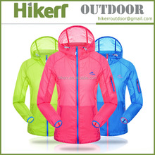 Naturehike outdoor running skin jacket sunscreen clothing quick dry summer skin jacket