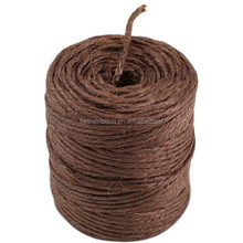 Colored hemp twine rope colored for sale