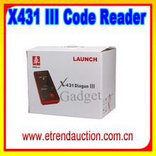 Worldwide Use Version Original Launch X431 Diagun III (Diagun 3) auto scanner vehicle diagnostic tool Scan Tool with Free Update