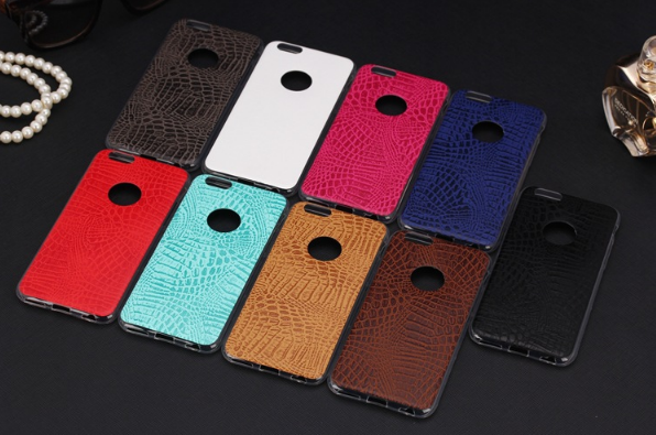 For iphone 7 7S leather phone cases wholesale ultra thin leather cell phone case