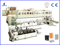Paper towel kitchen paper tissue converting machine