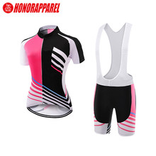 High Quality Women Cycling Clothing Sets+Women'S Unique Funny Design Cycling Set+Cycling One Piece Suit