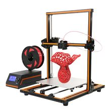 House-hold Semi Assembled High Precision Metal 3d Printer Anet E12 3d Printer Machine DIY Desktop 3d Printer