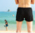 Fashion anti-ultraviolet sexy swimsuit swim trunks swimming clothes