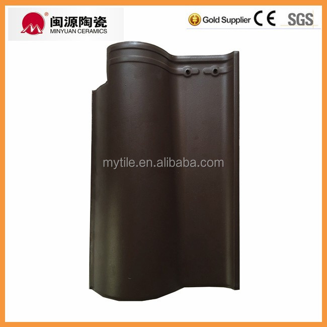 2015 new arrival ceramic roman roof tile