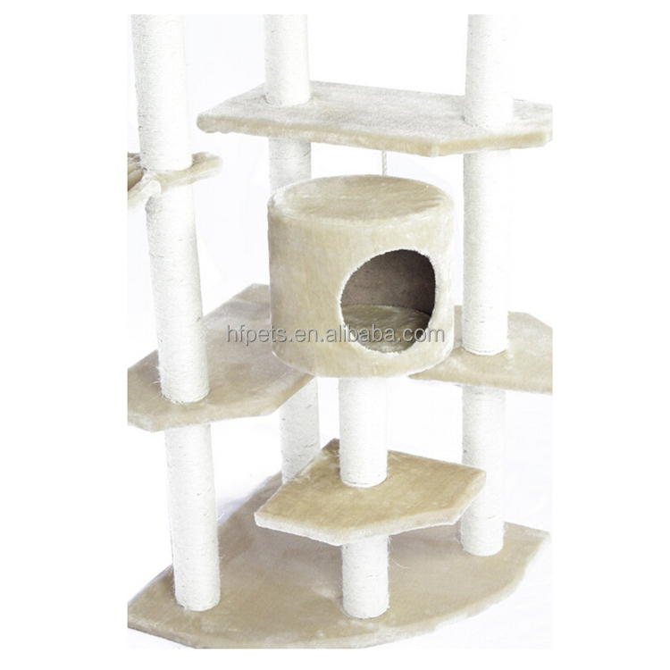"73"" Premium Extra Large Cat Tree"