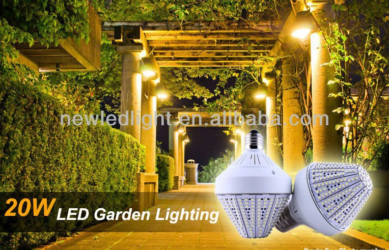 shenzhen 3600lm 360 degree E40 35w pure white warm white cold white led garden series