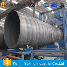 main tube designs LSAW Welded Water Well Steel Pipes, Epoxy / Black Paint / 3PE Coating Carbon Steel Pipes