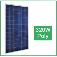 hot sale ! high quality and high efficiency 320W poly solar panel for home use
