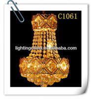 luminary wedding decoration crystal chandelier